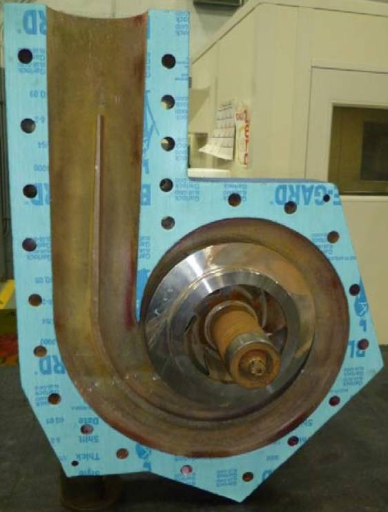 TP020 – Influence of Impeller Leading Edge Profiles on Cavitation and Suction Performance