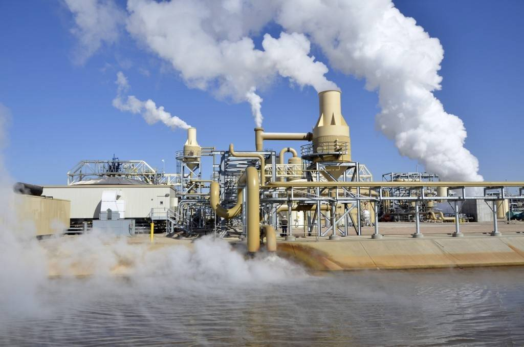 Alloy 2205 - Geothermal Plant