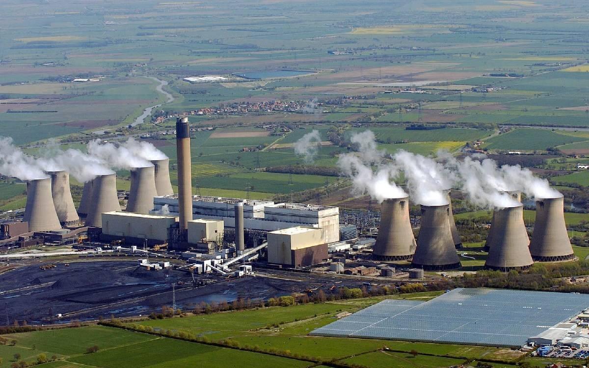 Drax Power Station - Ferralium 255